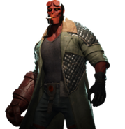 Hellboy (Character Select Render)