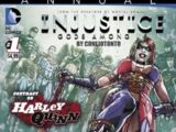 Injustice: Gods Among Us Annual 1