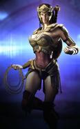 Wonder Woman (Regime)