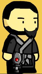 General Zod Scribbs