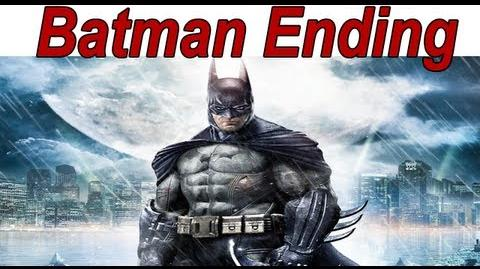 Injustice Gods Among Us - Batman Ending 【HD】