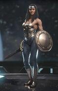 Wonder Woman - Nth Metal