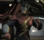 The Flash Earth 2