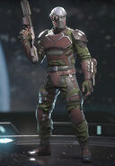 Deadshot - Military Grade (alt)