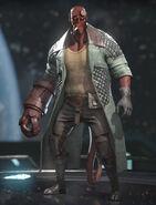 Hellboy - Brother Red (alt)