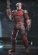 Deadshot - Demon - Alternate