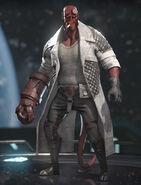 Hellboy - Paranormal Investigator