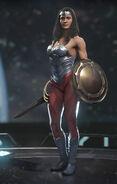 Wonder Woman - Amazon Warrior - Alternate