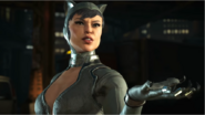 Catwoman appears in Injustice 2