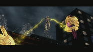 Sinestro vs Wonder Woman