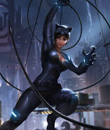 Catwoman - Injustice 2 - Art