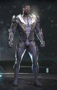 Raiden - Black Lightning - Alternate