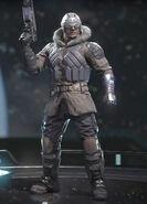 Captain Cold - Stone Cold Killer - Alternate