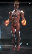Firestorm - Ronnie's New Suit - Alternate