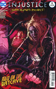 Injustice Ground Zero Issue 5 Cover