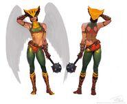 Hawkgirlca