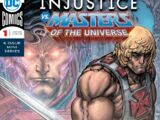 Injustice vs. Masters of the Universe Issue 1