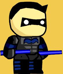 Nightwing Scribbs
