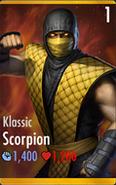 Scorpion Classic