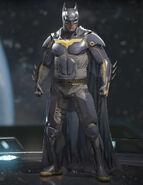 Batman - Knightquest - Alternate