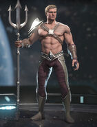 Aquaman - Marauder (alt)