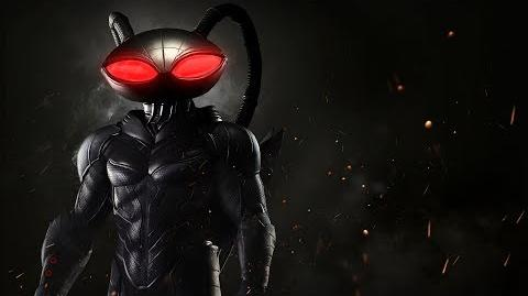 Injustice 2 - Introducing Black Manta!