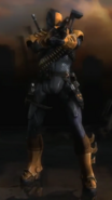Deathstroke in Archives