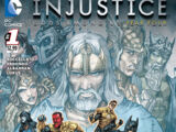 Injustice: Year Four Issue 1