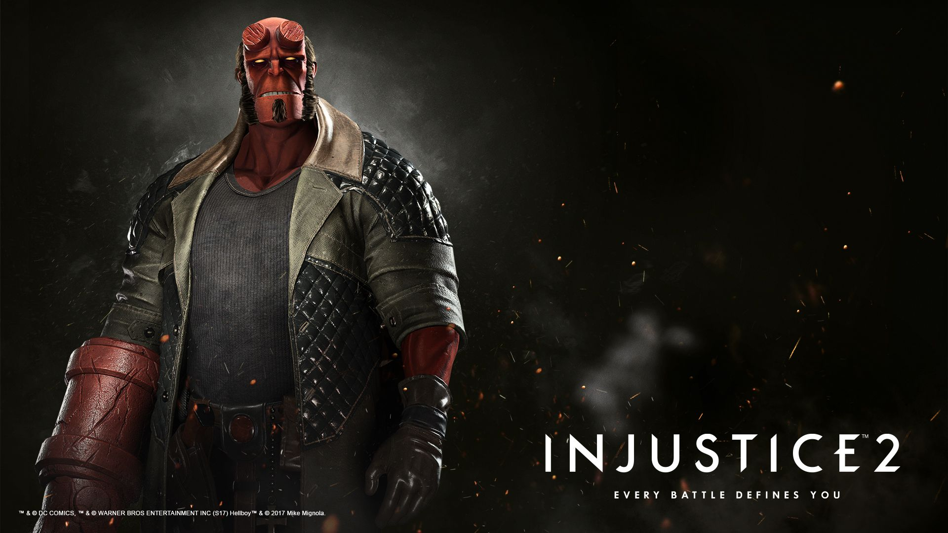 Image Injustice2 Hellboy Wallpaper 1920x1080 96 Jpg Injustice