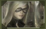 Canary in Arrow's case