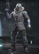 Captain Cold - Black Ice