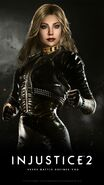 Injustice2-BLACK-CANARY-wallpaper-MOBILE-516
