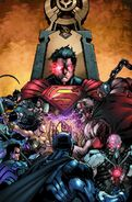 Injustice Comic 1