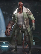 Hellboy - Son of the Fallen One