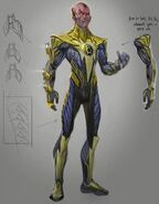 Sinestro Concept's 2