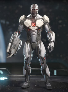 Cyborg - Vic Stone 2.0