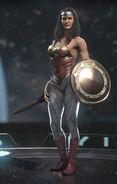 Wonder Woman - Flashpoint Princess