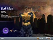 Black Adam Injustice- Gods Among Us iOS