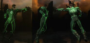 Green lantern regime