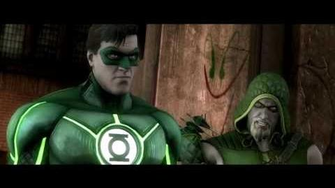 Injustice Gods Among Us - Green Lantern Trailer-0