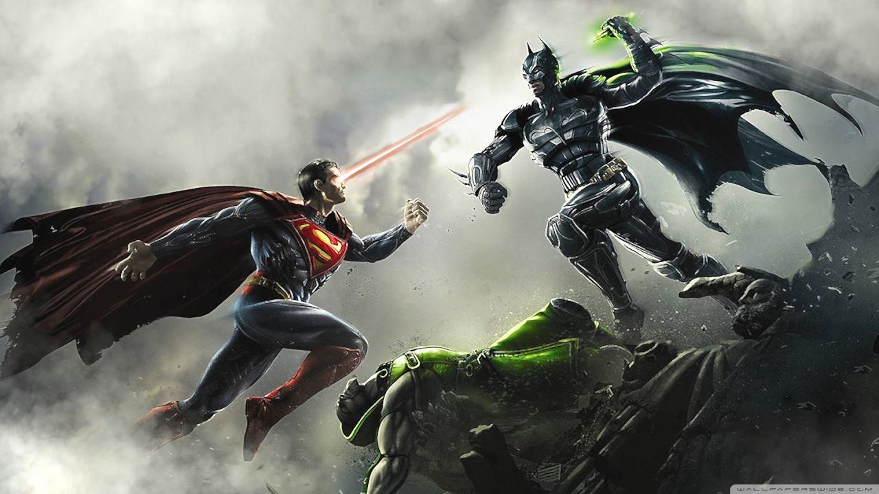 Injustice Gods Among Us 6 Wallpaper 1280x720
