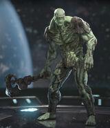 Swamp Thing - Verdant Avenger