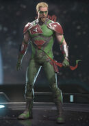 Green Arrow - Green Huntsman
