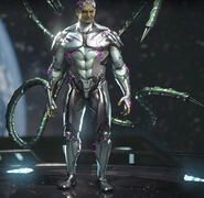 Brainiac - Intergalactic Tyrant - Alternate
