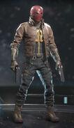 Red Hood - Mercenary for Hire - Alt