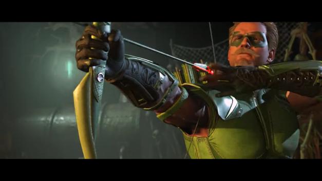 Blog - Green Arrow