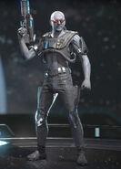 Captain Cold - Mr. Freeze