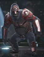 Grodd - Demon - Alternate