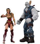 Grundy and Wonder Woman Alternates