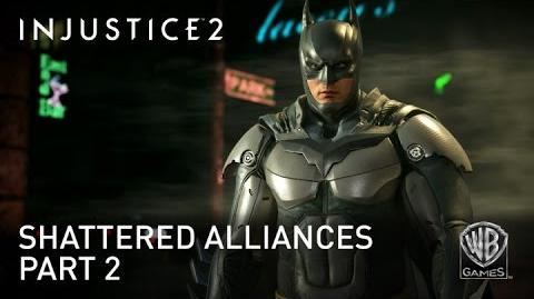 Injustice 2 - Shattered Alliances Part 2
